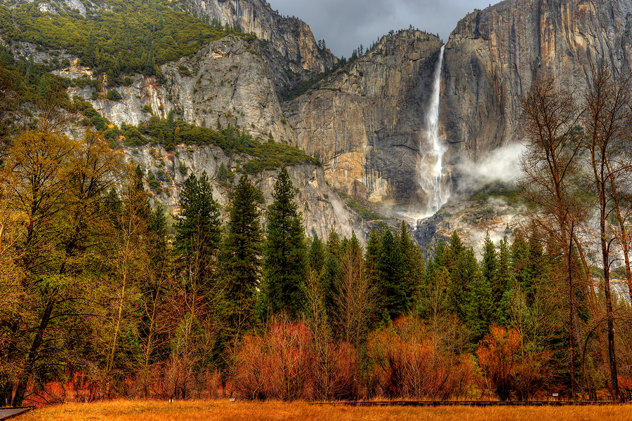 Yosemite Fall Colors P... Rocky Mountain National Park Summer